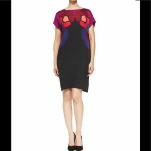 Diane Von Furstenberg Harriet Rose RUNWAY dress